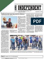 Faith Independent, September 4, 2013