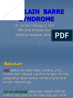 09 Guillain Barre Syndrome [Dr. Usman r. Sp. s]