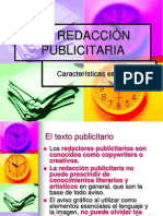 CLASE 7 -LA REDACCIÓN PUBLICITARIA