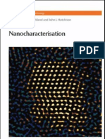 Nano Characterisation