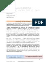 Direito Administrativo - Aula 03