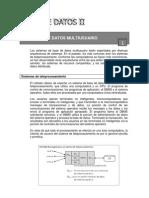 Bases de Datos Multiusuario