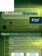 Microbial Enzymes