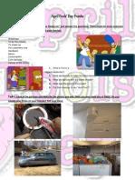 Simpsons Worksheet