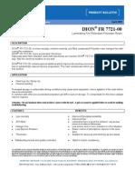 DION FR 7721-00