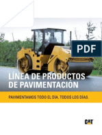 Paving Products Full Line