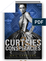 Curtsies & Conspiracies by Gail Carriger (Finishing School Book 2) - PREVIEW