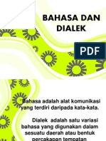 Bahasa Dan Dialek.pptx