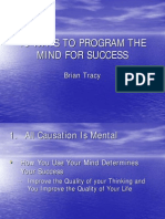 4112885 Brian Tracy 18 Ways to Program the Mind for Success