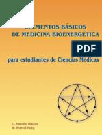 Elementos básicos de medicina bioenergética