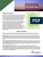 Oil and Gas Profile