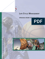 Life Cycle Management - A Business Guide to Sustainability