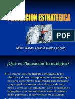 Publicar-Planeación estratégica