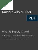 Supply Chain Plan ppt