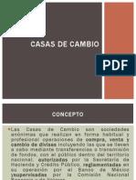 Casas de Cambio