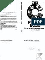 01 - The C Puzzle Book