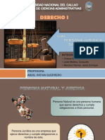 Diapositivas de Derecho i