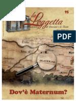 Seconda Edizione Della Rievocazione Del Solco Di Sant'Isidoro - La Loggetta n. 95 (Apr-giu 2013)