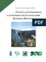 Areas Protegidas CONAP