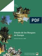 Estado de Los Bosques en Europa