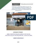 109657_Expediente Tecnico Modulo de TBC SIERRA