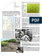 Palm Beach County Department of Environmental Resources Management August 2013 Project Status Report