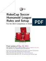 HumanoidLeagueRules2013!05!28 With Changes