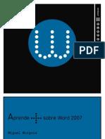 eBook Aprende Mas Sobre Word 2007