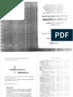 Rezolvari Oral  Romana Bac 2008