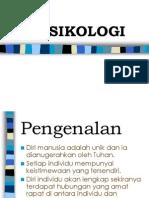 Bab 2 Psikologi