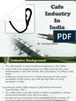 Cafe Industry Presentation.ppt