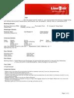 Lion Air eTicket (EANVQB) - Octohariyanto