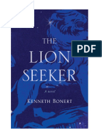 The Lion Seeker by Kenneth Bonert -- Discussion Questions