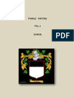 family history - vol 2 - power