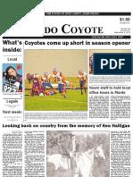 Murdo Coyote, September 5, 2013