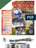 CMPD Playbook - Autumn 2013