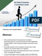 Aventis Sales promotion startegy ppt.ppt