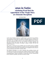 Satan in Satin - Apparitions of Mary