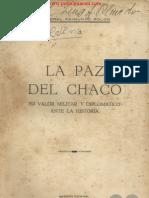 LA PAZ DEL CHACO - GENERAL RAIMUNDO ROLON - 1956 - PORTALGUARANI