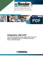 Sap Barcode and Label Printing Integration