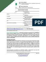 Walsh Construction II - Invitation To Bid for VA Bldg 24 Seismic Retrofit Fresno CA.pdf