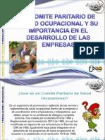 Comite Paritario de Salud Ocupacional