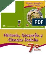 7 Basico - Hist. Cs. Sociales - MN - Estudiante