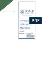 Estados y Senorios Andinos