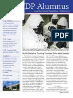 CDP-Alumnus Newsletter (3rd Qtr 2013)