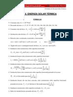 Formulas Energía Solar Termica - Universidad de Navarra
