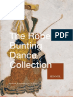 The Robert Bunting Dance Collection | Skinner Auction 2673B
