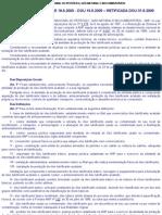 RESOLUÇÃO ANP Nº 18, DE 18-6-2009