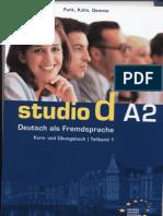 Studio d A2 Kursbuch 1