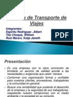 Agencia de Transporte de Viajes